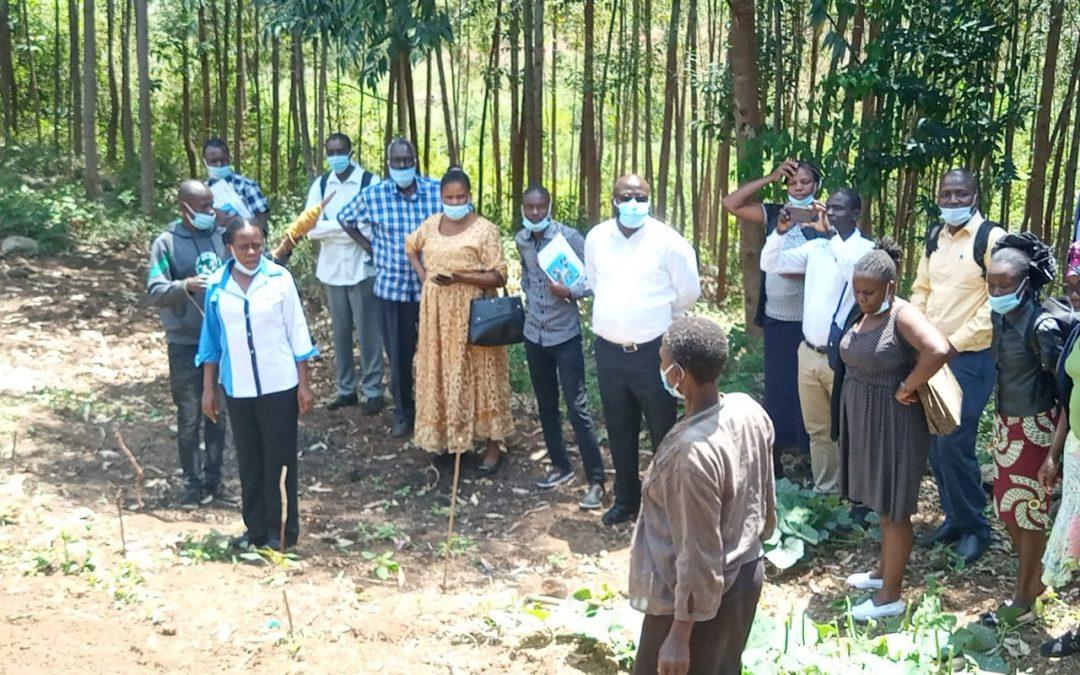 Food Security & Environmental Management (FOSEMA) Field Activities – Rachuonyo East